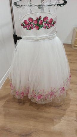 Плаття для дівчинки 10 років