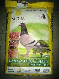 Karmy MDM dla gołębi najwyższa jakość!