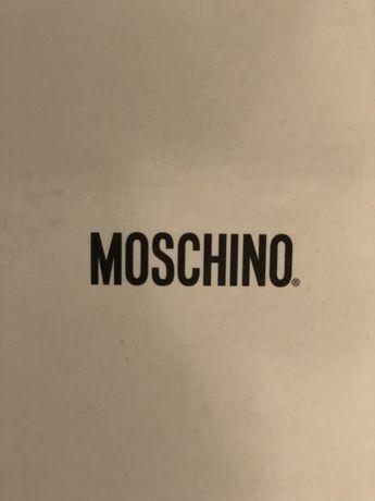 Сапоги Moschino