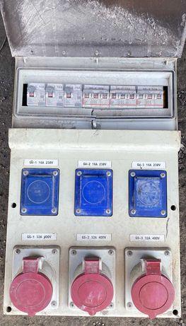Skrzynka Elektryczna Budowlana Rozdzielcza