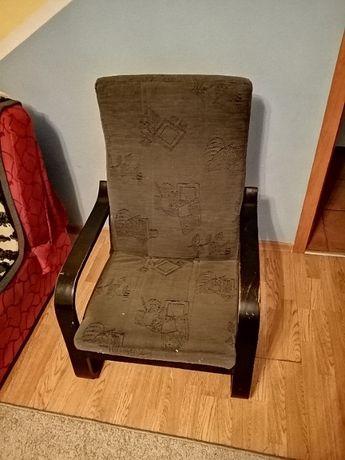 Dwa fotele używane.