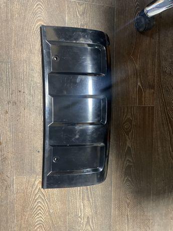 Кришка фаркопа Audi Q7 S line
