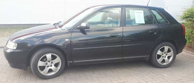 Audi A3 Benzyna + LPG