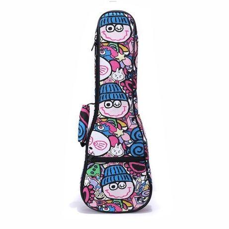 Pokrowiec do ukulele sopranowego Hard Bag