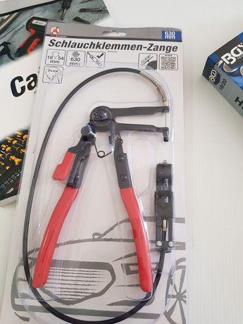 Alicate de braçadeira de mangueira | com cabo | 630 mm BGS Germany