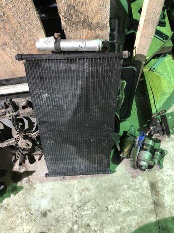 G35 Infiniti радиатор кондиционера