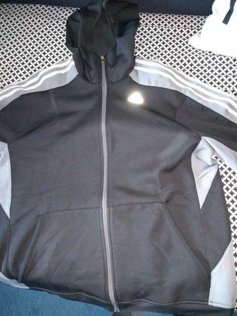 Bluza adidas climawarm czarna xl stretch