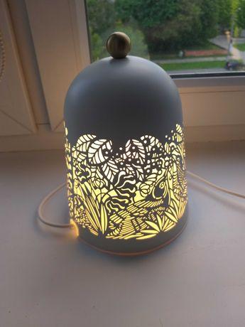 Настольна лампа світлодіодна біла