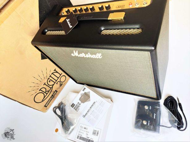 Новый Marshall Origin 20C '2020 ламповый комбо для электрогитары