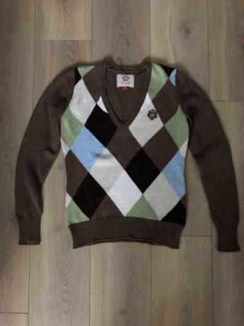 Sweter w serek Esprit rozm S