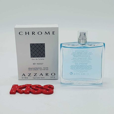 Azzaro Chrome 100 ml  - ORIGINAL  - Туалетная вода Аззаро Хром