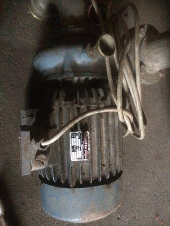 Motor de água