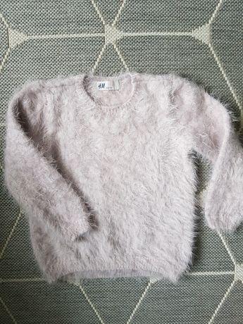Sweter hm 4-5 lat