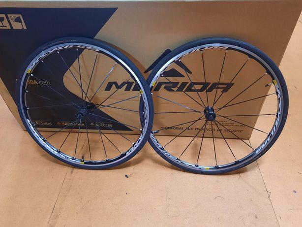 Rodas mavic ksyrium elite com pneus baratas