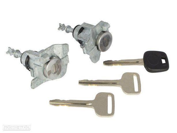 Kit de canhões das portas Toyota Hiace D4D 2005-