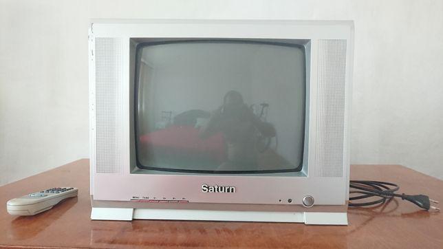 """Компактный телевизор Saturn ST1402, диагональ 14"""""""