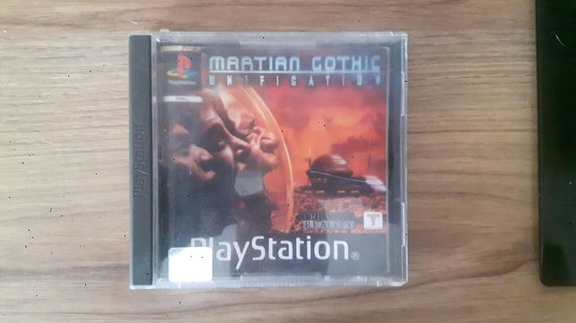 Martian Gothic PlayStation 1 Play Station 1 Ps1 Psx