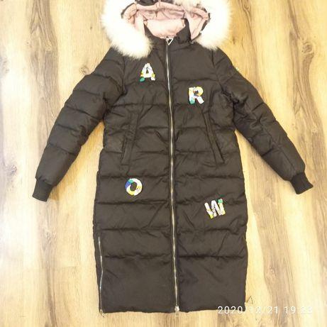 Куртка жіноча L біопух