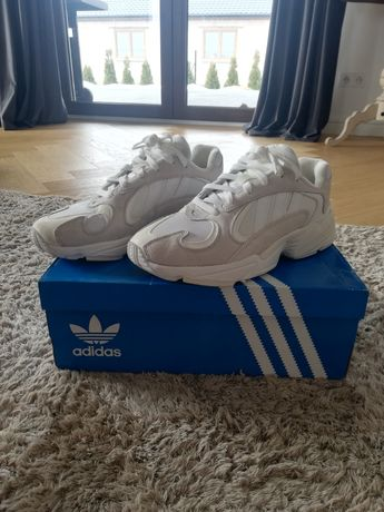 Adidas young 1 cloud white
