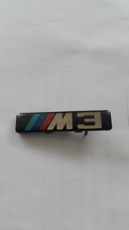 BMW M3 E30 E36 oryginalny znaczek emblemat