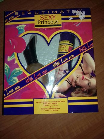 Женские духи Sexy Princes