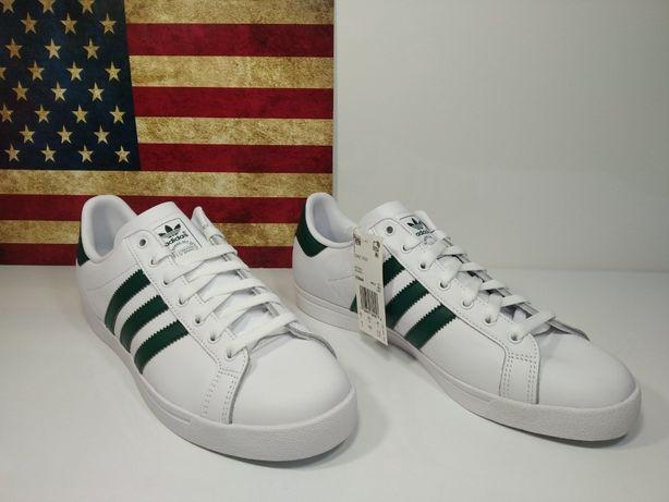 Adidas Coast Star Кожаные мужские кроссовки р. 46 Оригинал!