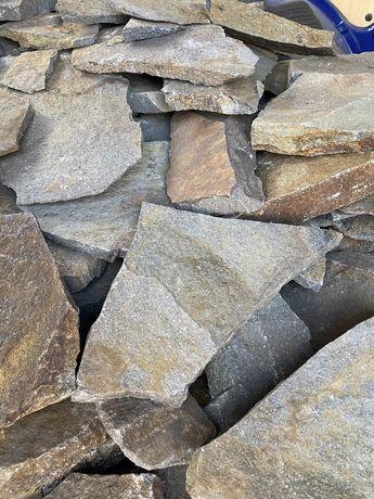 Закарпатський камінь андезит  20 м2