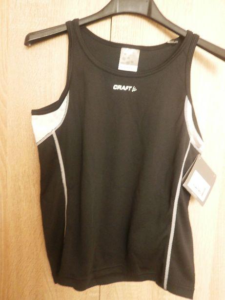 nowa koszulka sportowa Craft 134/140cm