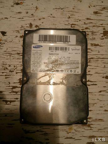 Винчестер Samsung 20gb