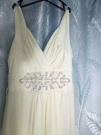 Выпускное платье+босоножки.
