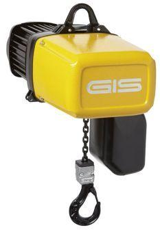 Guincho Garibalde Eléctrico de corrente 250 kg 0,72 Kw 230 V/ 50 Hz