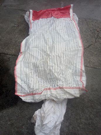 Worki Big Bag Wentylowane 90x90x180cm Używane