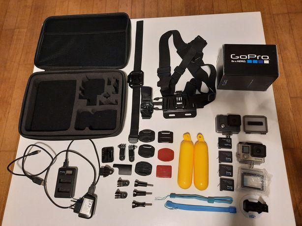 Zestaw Go Pro Hero 2 kamery + akcesoria
