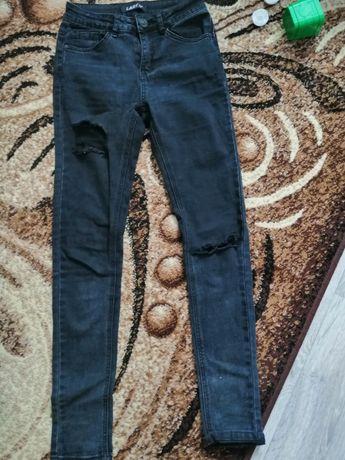 Женские штаны \ джинсы\ чёрные джинсы\ жіночі джинси