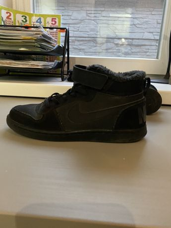 Детские зимние ботинки Nike