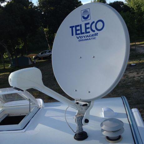 Antena parabólica Voyager digimatic 65 TELECO G3