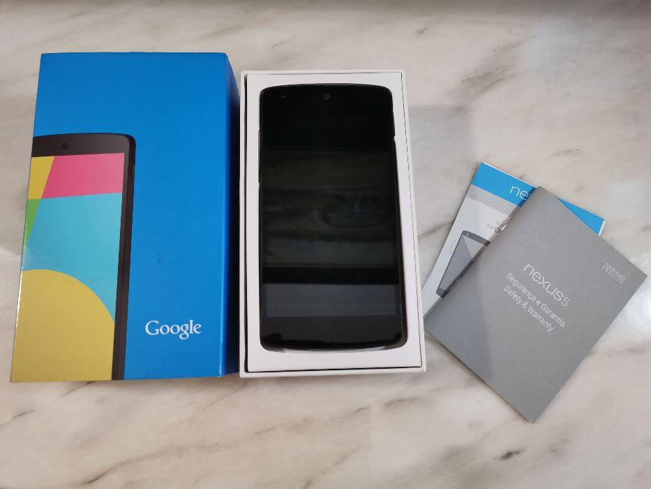 Telemóvel LG Google Nexus 5 D821 São Jorge (Velas) - imagem 1