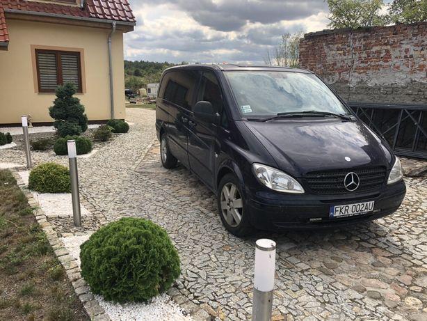 Mercedes-Benz Vito 9 osobowy Alu Felgi klima trafic multivan