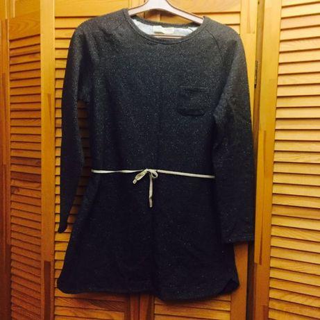 Платье Zara. Размер 13/14. Рост 164.