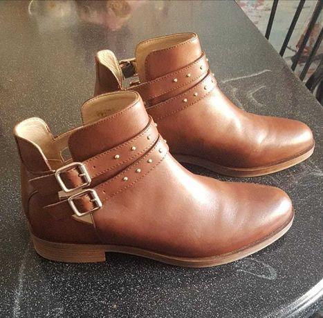 Ботинки новые Geox
