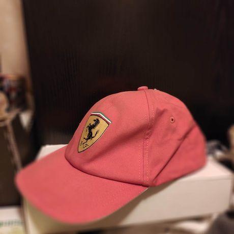 Czapka z daszkiem Ferrari F1