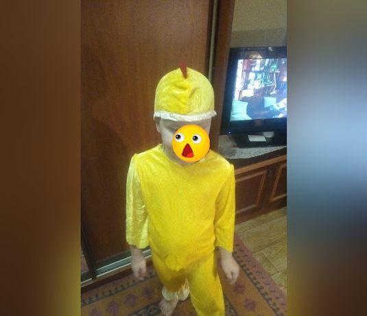 Карнавальный костюм ципленка