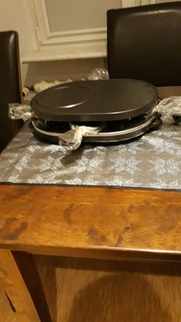 grill raclette clatronic