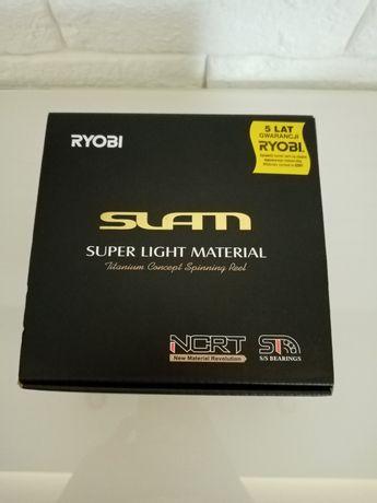 Nowy kołowrotek Ryobi Slam 3000
