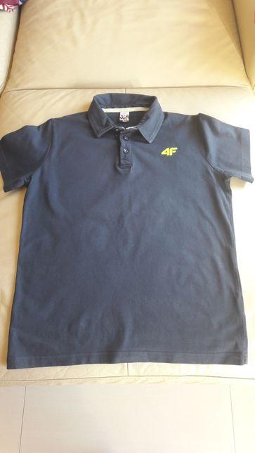 Koszulka Polo 4F