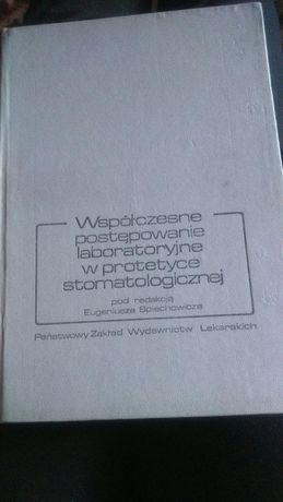 Książka do nauki protetyki stomatologicznej