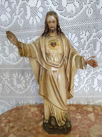 Figurka- Jezus . Antyk
