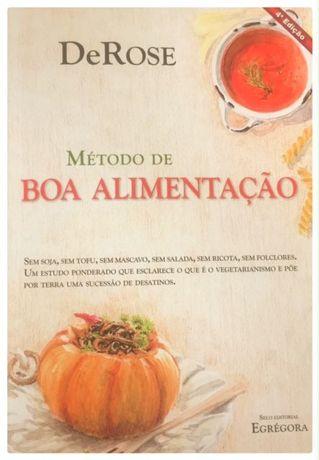 Livro - Método de Boa Alimentação