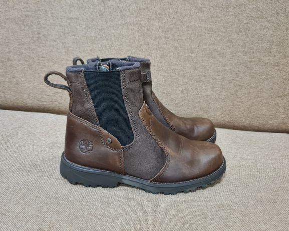 Ботинки челси Timberland р.33,натуральная кожа