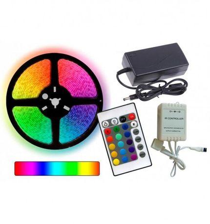 Готовый набор светодиодной LED ленты RGB